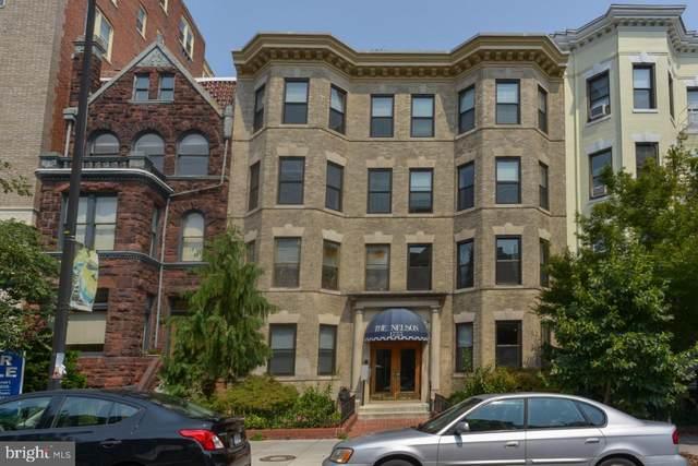 1733 20TH Street NW G4, WASHINGTON, DC 20009 (#DCDC2006082) :: Corner House Realty