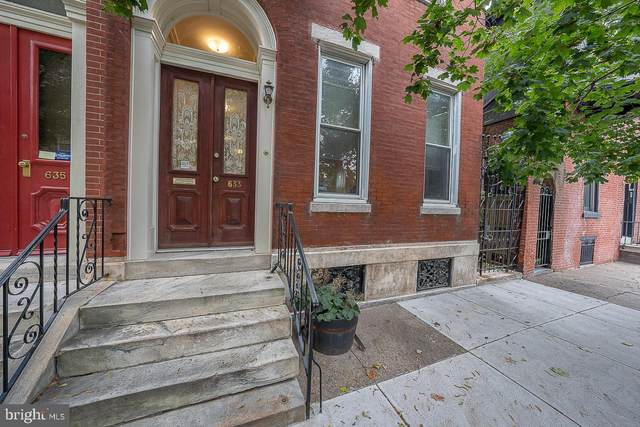 633 N 22ND, PHILADELPHIA, PA 19130 (#PAPH2013658) :: Tom Toole Sales Group at RE/MAX Main Line