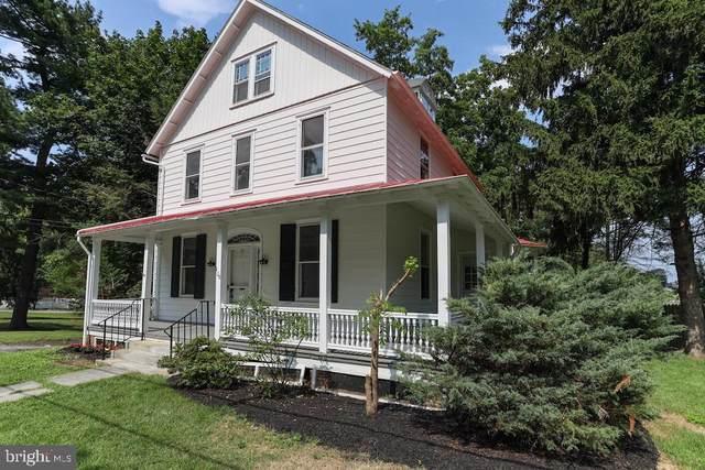 106 N Prince Street, MILLERSVILLE, PA 17551 (#PALA2002488) :: Flinchbaugh & Associates