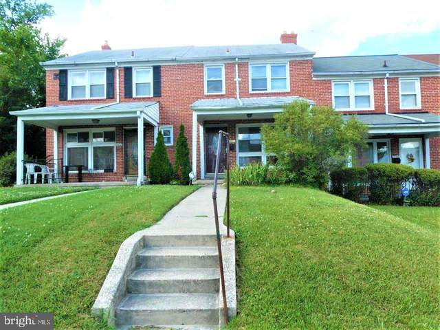 1414 Walker Avenue, BALTIMORE, MD 21239 (#MDBA2005644) :: The Putnam Group