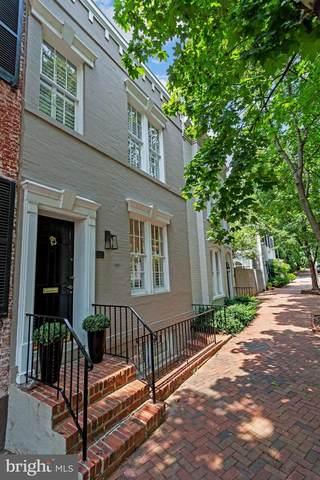 1670 34TH Street NW, WASHINGTON, DC 20007 (#DCDC2006112) :: Blackwell Real Estate