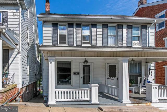 325 1ST Avenue, RED LION, PA 17356 (#PAYK2002960) :: Flinchbaugh & Associates