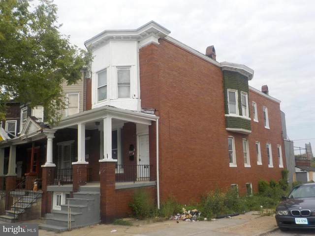 2852 Harford Road, BALTIMORE, MD 21218 (#MDBA2005656) :: The Redux Group
