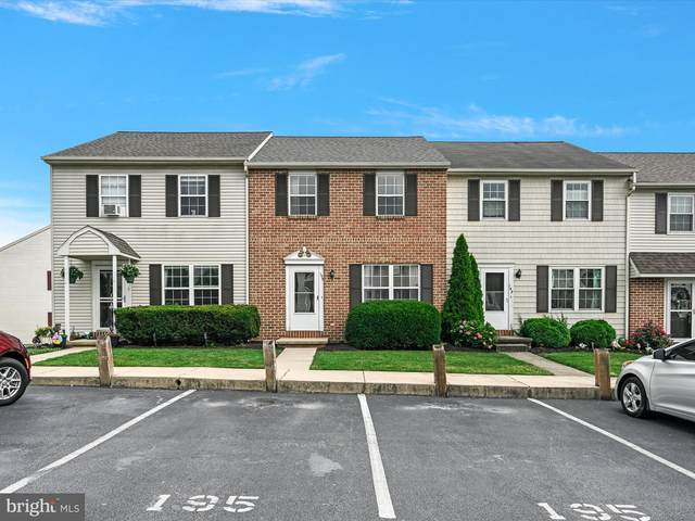 195 Greenland Drive, LANCASTER, PA 17602 (#PALA2002500) :: TeamPete Realty Services, Inc