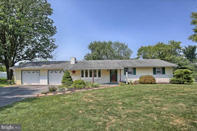 1954 Reservoir Drive, CARLISLE, PA 17013 (#PACB2001602) :: The Joy Daniels Real Estate Group