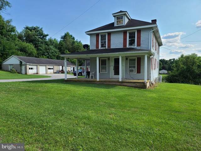 370 Mount Misery Road, NEW OXFORD, PA 17350 (#PAAD2000642) :: Flinchbaugh & Associates