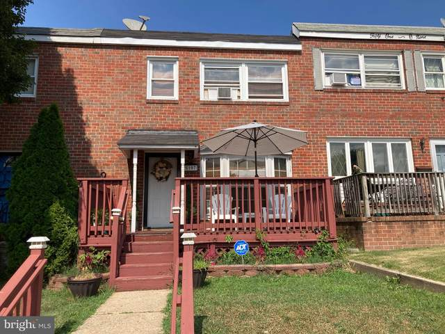 5107 4TH Street, BALTIMORE, MD 21225 (#MDAA2004704) :: Century 21 Dale Realty Co