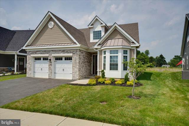 38 Samjan Circle, ROBBINSVILLE, NJ 08520 (MLS #NJME2002488) :: The Dekanski Home Selling Team
