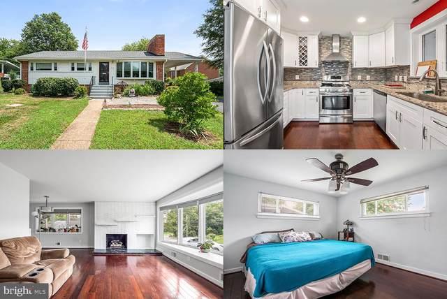 3915 Fairfax Parkway, ALEXANDRIA, VA 22312 (#VAFX2010554) :: RE/MAX Cornerstone Realty