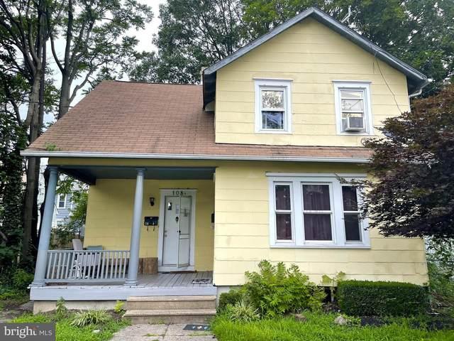 108 Brookside Avenue, HAMILTON, NJ 08609 (#NJME2002492) :: Holloway Real Estate Group