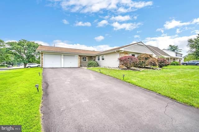 56 Garland Lane, WILLINGBORO, NJ 08046 (#NJBL2003564) :: McClain-Williamson Realty, LLC.