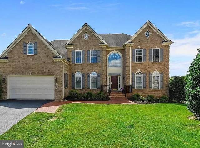 4026 Belgrave Circle, FREDERICK, MD 21704 (#MDFR2002886) :: Pearson Smith Realty