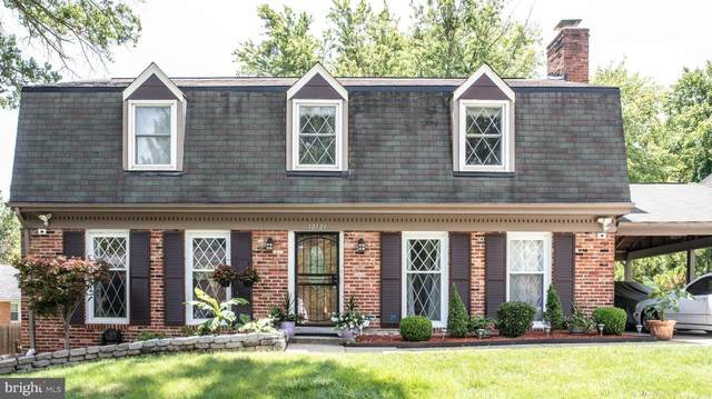 12121 Old Colony Drive, UPPER MARLBORO, MD 20772 (#MDPG2005354) :: Murray & Co. Real Estate