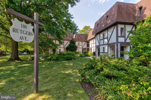 100 Rutgers Avenue #8, SWARTHMORE, PA 19081 (#PADE2003488) :: McClain-Williamson Realty, LLC.