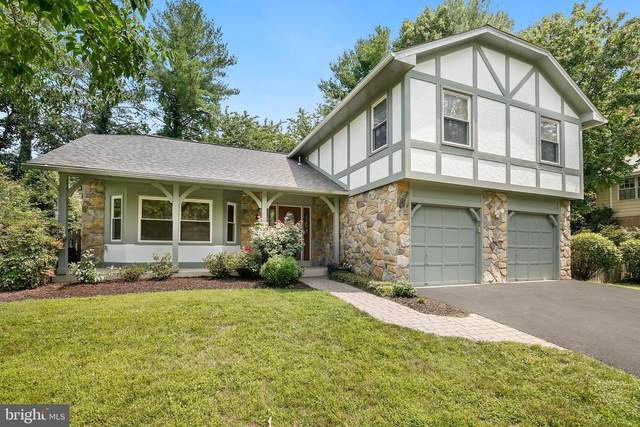 4 Pebble Ridge Court, POTOMAC, MD 20854 (#MDMC2007624) :: Dart Homes