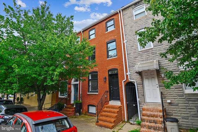 324 S Wolfe Street, BALTIMORE, MD 21231 (#MDBA2005700) :: Eng Garcia Properties, LLC