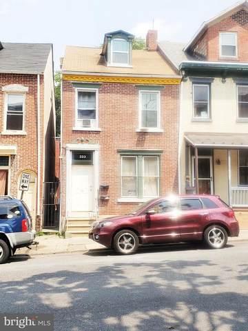 333 N 6TH Street, ALLENTOWN, PA 18102 (#PALH2000458) :: Erik Hoferer & Associates