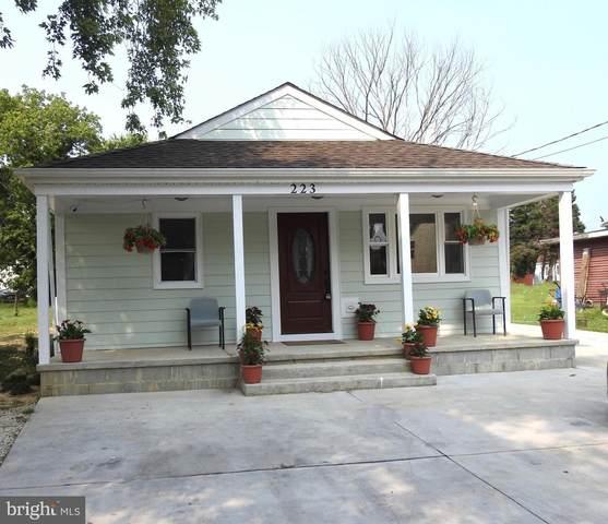 223 New Street, CHURCH HILL, MD 21623 (#MDQA2000530) :: Advance Realty Bel Air, Inc