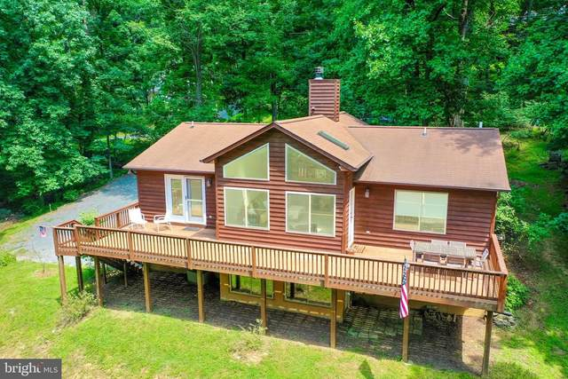342 Skyline View Drive, FRONT ROYAL, VA 22630 (#VAWR2000410) :: ExecuHome Realty