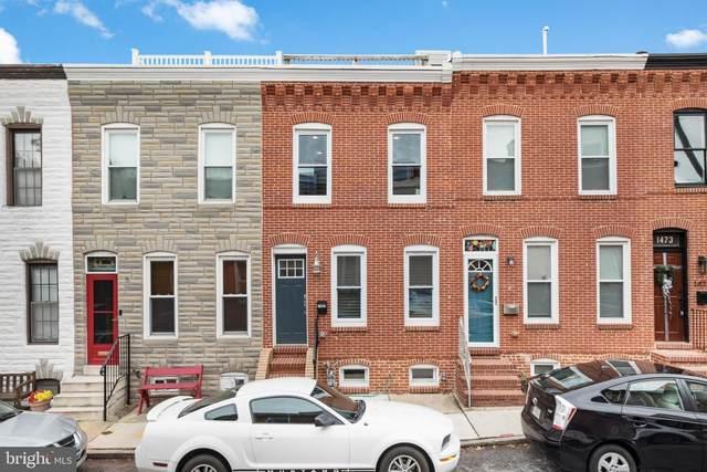 1469 Stevenson Street, BALTIMORE, MD 21230 (#MDBA2005712) :: Integrity Home Team