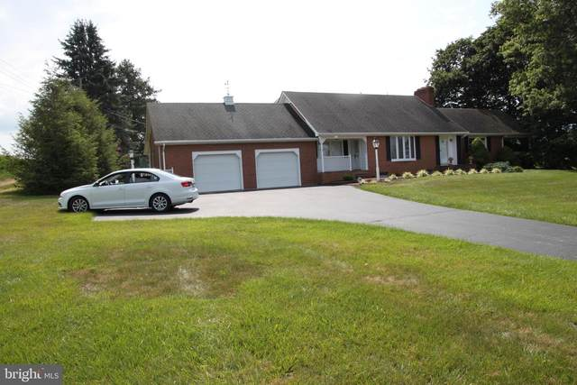 12233 Itnyre Road, SMITHSBURG, MD 21783 (#MDWA2001070) :: Integrity Home Team