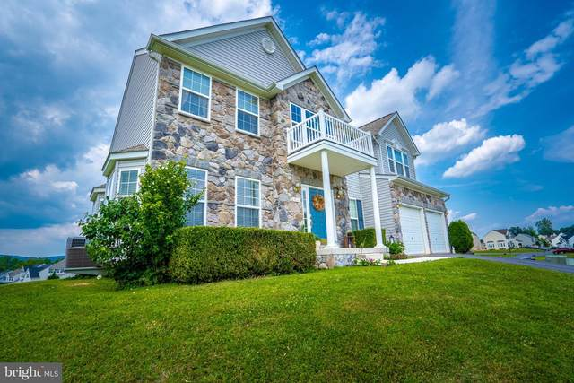 654 Bentley Drive, INWOOD, WV 25428 (#WVBE2001192) :: Network Realty Group