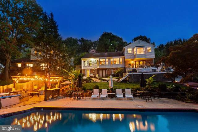 8121 Briar Creek Drive, ANNANDALE, VA 22003 (#VAFX2010634) :: Jennifer Mack Properties