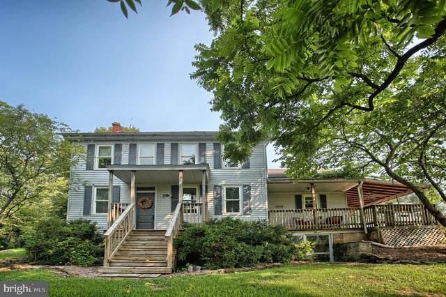 1531 Stonemill Drive, ELIZABETHTOWN, PA 17022 (#PALA2002520) :: The Joy Daniels Real Estate Group