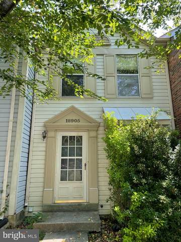18905 Coral Grove Terrace, GERMANTOWN, MD 20874 (#MDMC2007680) :: The MD Home Team