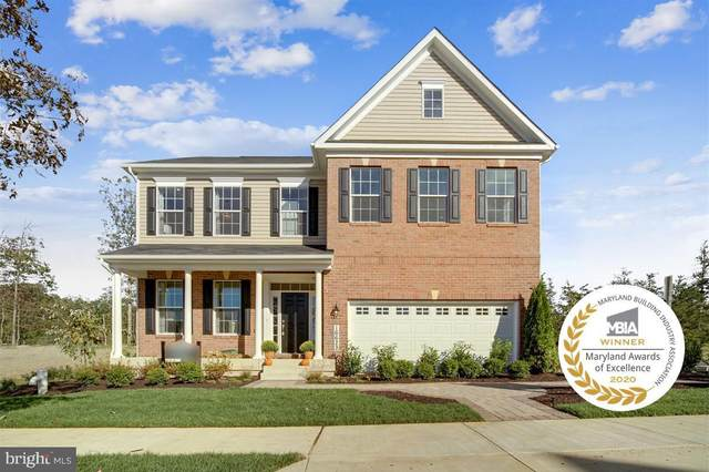 6735 Woodcrest Ct, NEW MARKET, MD 21774 (#MDFR2002918) :: The Schiff Home Team