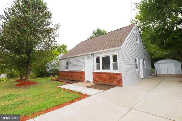 150 Manassas Drive, MANASSAS PARK, VA 20111 (#VAMP2000122) :: Colgan Real Estate