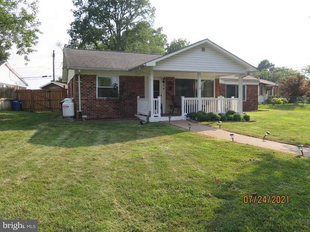 32 Left Wing Drive, BALTIMORE, MD 21220 (#MDBC2005136) :: Shawn Little Team of Garceau Realty