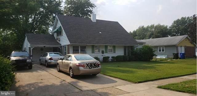 121 Brooklawn Drive, WILLINGBORO, NJ 08046 (MLS #NJBL2003600) :: The Sikora Group