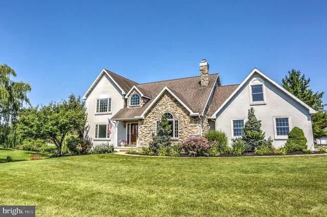 52 Willow Circle, NEW HOLLAND, PA 17557 (#PALA2002532) :: The Joy Daniels Real Estate Group