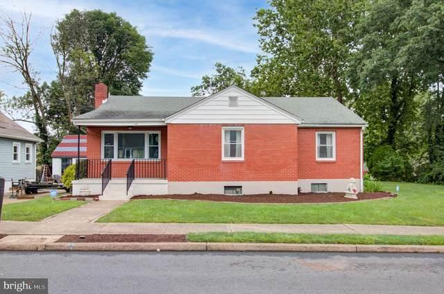 46 Albemarle Avenue, EWING, NJ 08638 (#NJME2002524) :: Rowack Real Estate Team