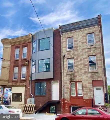 2802 Cecil B Moore Avenue, PHILADELPHIA, PA 19121 (#PAPH2014006) :: The Matt Lenza Real Estate Team
