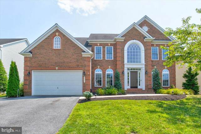 9217 Shafers Mill Drive, FREDERICK, MD 21704 (#MDFR2002938) :: Charis Realty Group