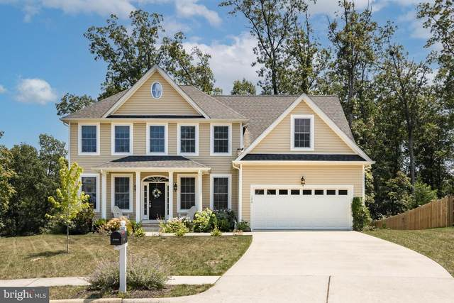 126 Wales Court, WINCHESTER, VA 22602 (#VAFV2000848) :: ExecuHome Realty