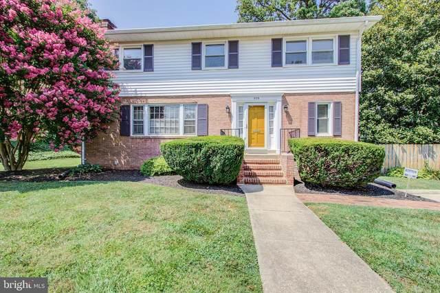 509 Compton Avenue, LAUREL, MD 20707 (#MDPG2005470) :: Colgan Real Estate