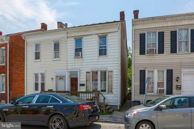 226 Park Place, YORK, PA 17401 (#PAYK2003004) :: Charis Realty Group