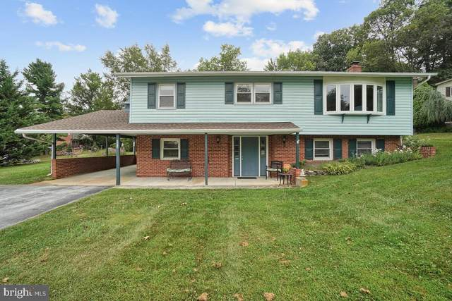 4610 Pinewood Trail, MIDDLETOWN, MD 21769 (#MDFR2002942) :: LoCoMusings