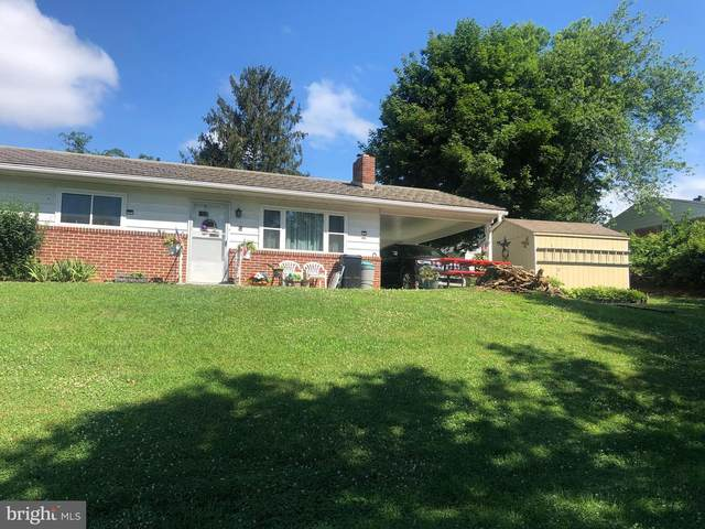 627 Docs Lane, KNOXVILLE, MD 21758 (#MDWA2001078) :: The MD Home Team