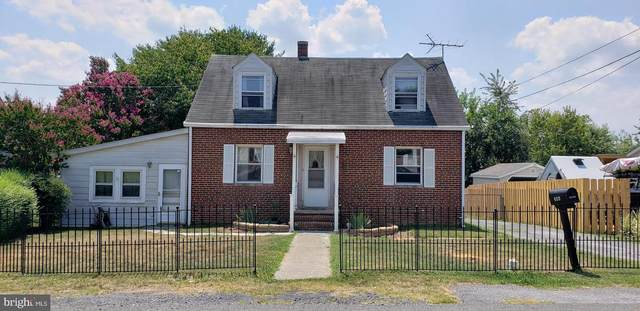 346 W 10TH, FRONT ROYAL, VA 22630 (#VAWR2000422) :: The Maryland Group of Long & Foster Real Estate