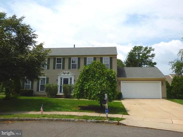 3 Kentwood Court, BORDENTOWN, NJ 08505 (#NJBL2003614) :: Sunrise Home Sales Team of Mackintosh Inc Realtors