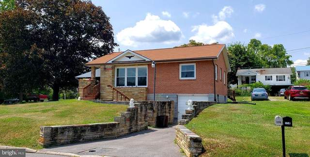 129 Gleason Street, CUMBERLAND, MD 21502 (#MDAL2000386) :: Corner House Realty