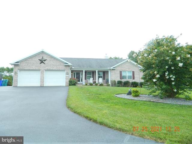 6919 Woodville Road, MOUNT AIRY, MD 21771 (#MDFR2002962) :: The Dailey Group