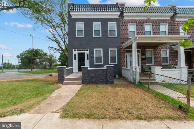 1919 E 29TH Street, BALTIMORE, MD 21218 (#MDBA2005756) :: Betsher and Associates Realtors