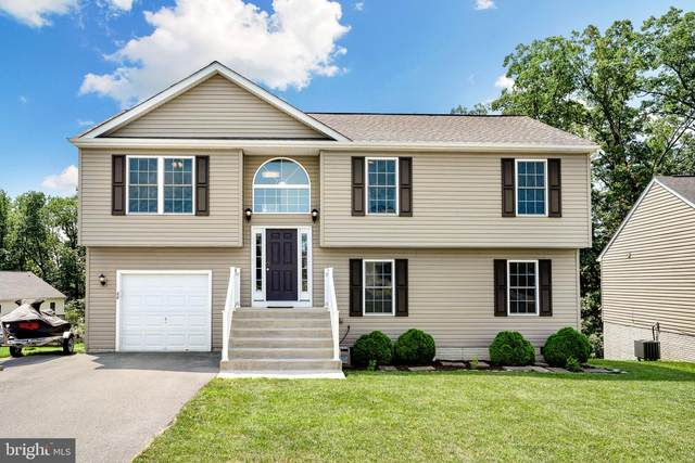 88 Ansted Way, MARTINSBURG, WV 25404 (#WVBE2001206) :: Network Realty Group