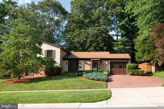 14210 Woodcrest Drive, ROCKVILLE, MD 20853 (#MDMC2007774) :: Pearson Smith Realty
