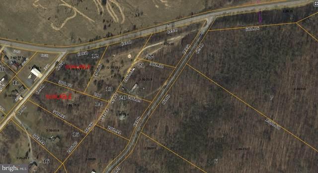 Lot #14 Horizon Lane, CAPON BRIDGE, WV 26711 (#WVHS2000256) :: CENTURY 21 Core Partners